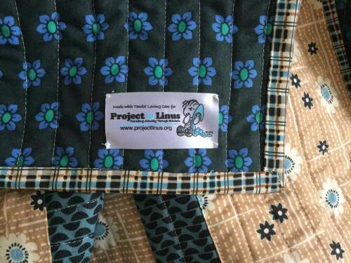 Labeling Project Linus Blankets Humboldt County Project